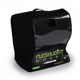 Чёрная подушка для фиксации мастурбаторов от Fleslight - Liberator Retail Fleshlight Top Dog